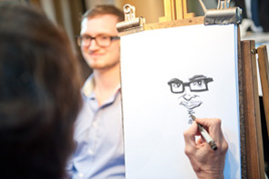 ADominickEvents_CorporateEvent_Caricature_Entertainment