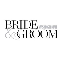A. Dominick Events Washingtonian Bride and Groom