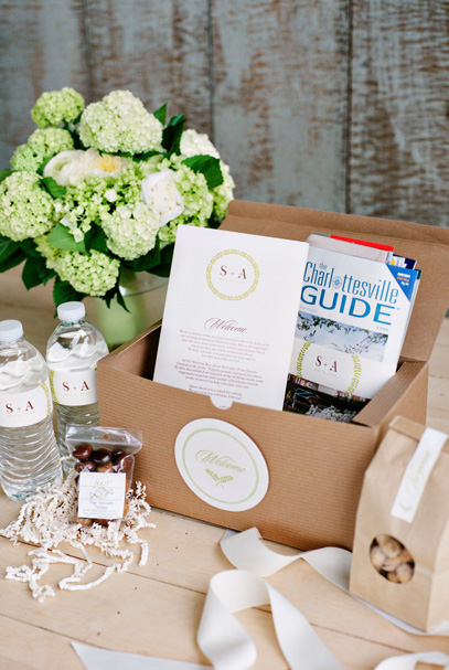 A. Dominick Events Welcome Bag