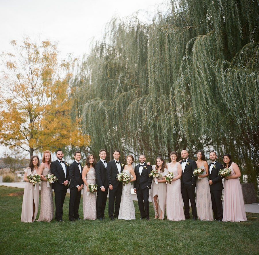 Yards Park Washington, DC Wedding