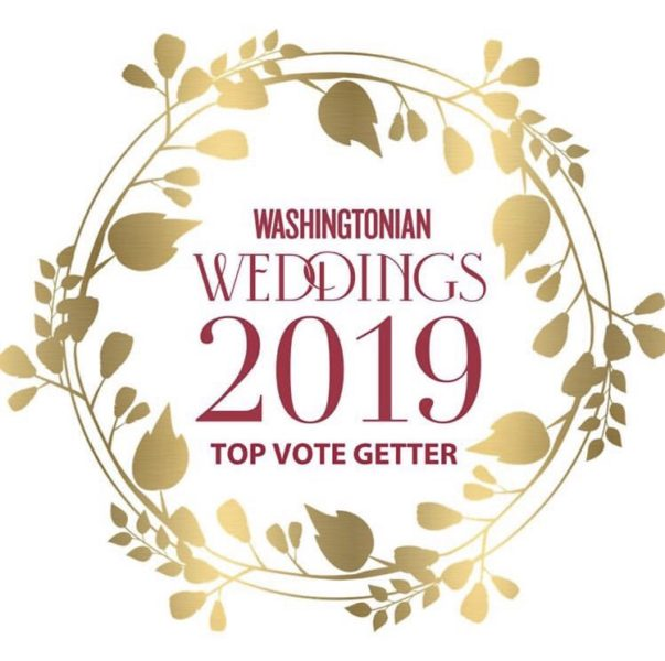 Top vote getter. Best Wedding Planner Washingtonian Weddings 2018