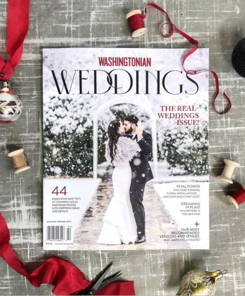 Washingtonian Weddings Best Vendors Best Wedding Planner 2018