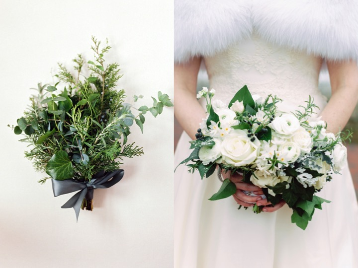 Wedding Flower Inspiration, Winter Wedding Bouquet, Winter Wedding Bride,