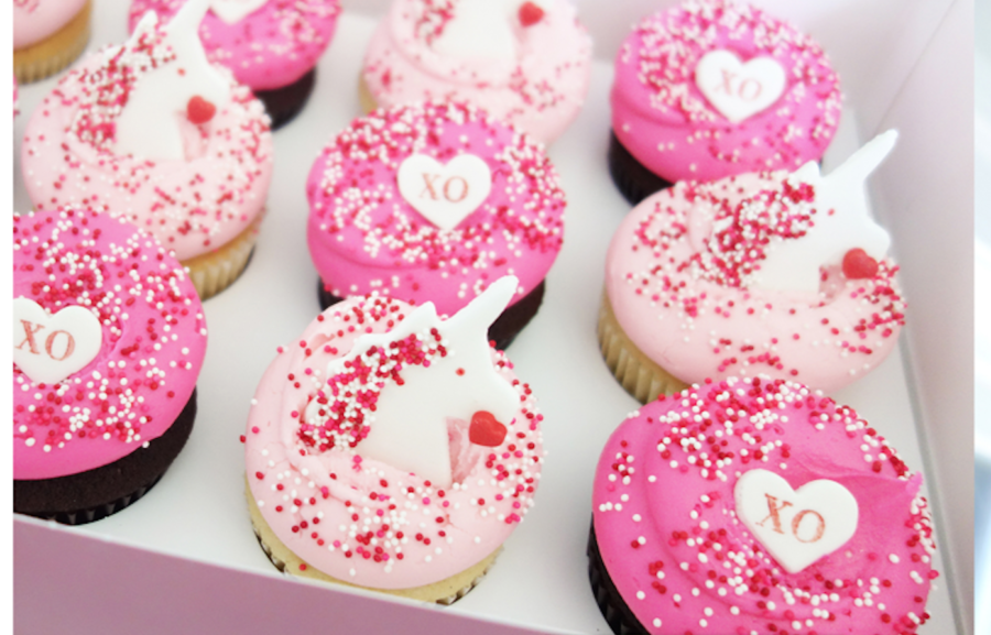 A. Dominick Events favorite cupcake place. Georgetown Cupcakes, Valentine's Day, Sweet Treats