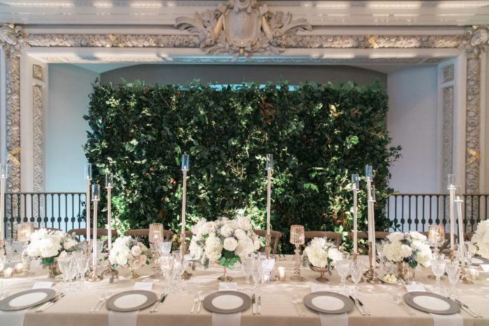 DC Wedding full of southern charm Edge Floral Design
