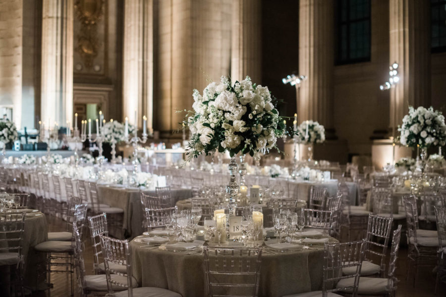 Andrew W. Mellon Wedding, A. Dominick Events