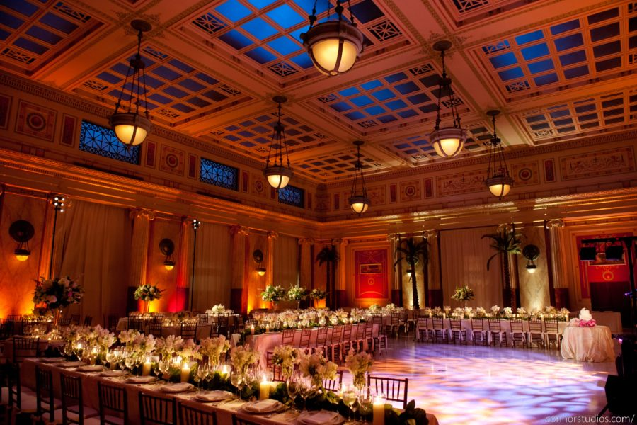 Union Station Wedding. A. Dominick Events. Connor Studios Photography