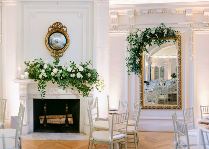 Wedding Floral Inspiration DC Wedding. A. Dominick Events. Sweet Root Village Floral