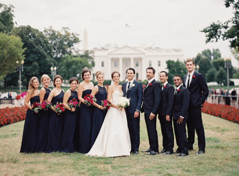 Luxury DC Wedding. A. Dominick Events. St. Regis Washington DC. Bonnie Sen Photography