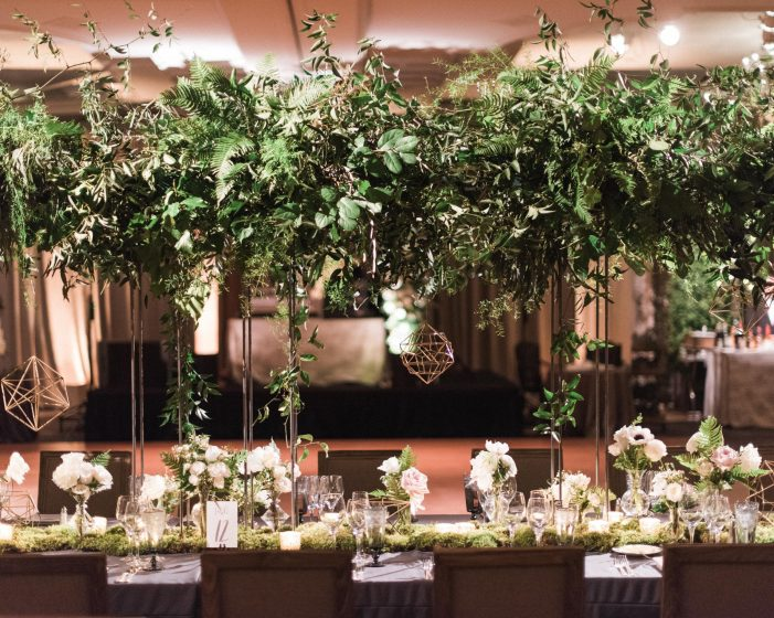 Luxury DC Wedding at The Ritz-Carlton. A. Dominick Events. Bonnie Sen Photography