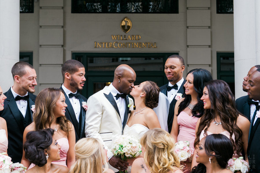 Luxury Wedding Willard Hotel Washington DC. A. Dominick Events. Eli Turner Photography
