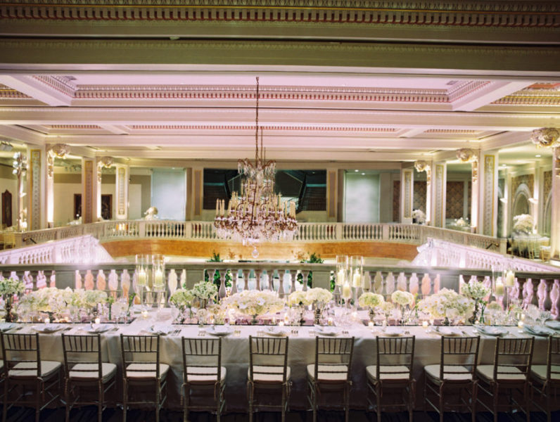 National Museum of Women in the Arts Wedding, A. Dominick Events. Abby Jiu Photography