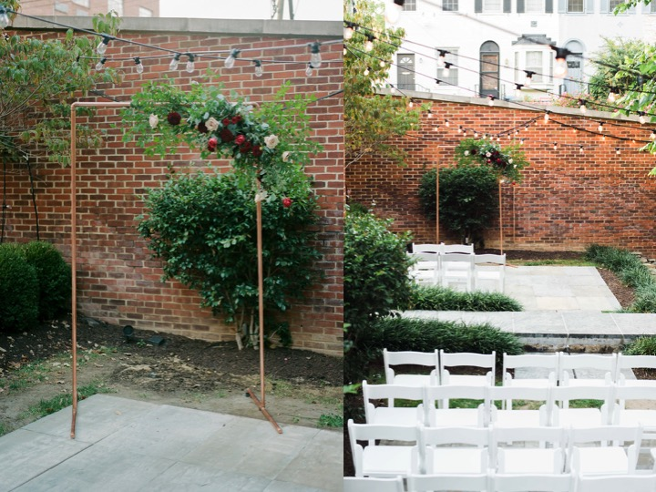 Ritz-Carlton Georgetown Wedding. A. Dominick Events