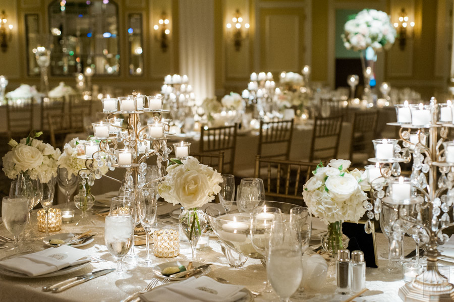 Luxury DC Wedding The Willard Hotel. A. Dominick Events. Eli Turner